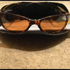 Smith Toaster Tortoise sunglasses multiple lenses